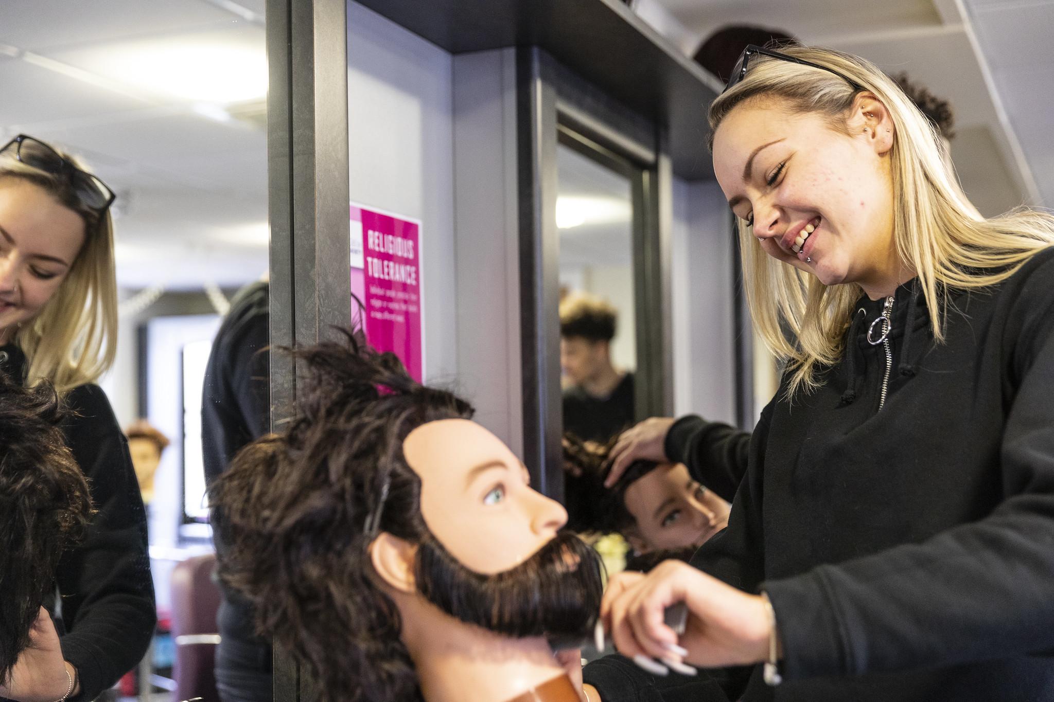 Brooks Hair & Beauty Bedford Student Barber